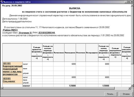 Выдача документов копии финансово лицевого счета справок